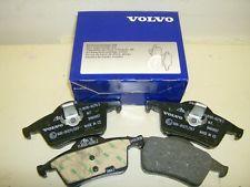 Задни накладки Volvo S60 (2011-2018), S80 (2007-), V60 (2011-2018), V70 (2008-), XC60 (-2017), XC70 (2008-) 31445796